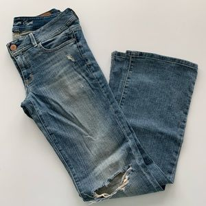 AE boot cut jeans
